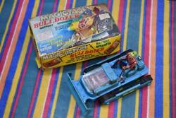 Showa Retro Things At The Time Made In Japan 1960 Nomura Toy Tinplate Toys Magic