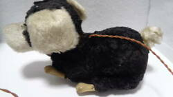 Retro Toy Curio Electric Dog Toys Rc About 22cm Showa Vintage 1980s Passing The