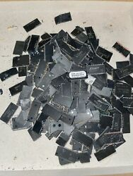 3.5 Ounces Scrap Ram Ic Chips For Gold Recovery Free Shipping