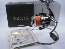 Accessory Shimano 07 Stella 2500s Left Made In Japan Jp Egging Light Game Bus