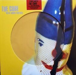 The Cure Wild Mood Swings Picture New And Sealed Vinyl