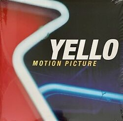 Yello Motion Picture New And Sealed Vinyl