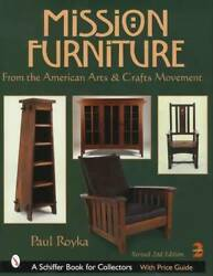 Mission Furniture Collector Reference Incl Arts Crafts Stickley Roycroft And More