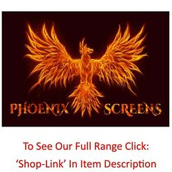 Phoenix Screens Soundmax8k 160 Acoustic Cloth Thin Fixed Frame Projector Screen