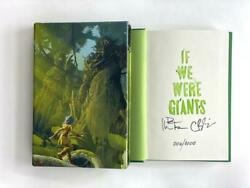 Dave Matthews Signed Autograph If We Were Giants Le Book - Hand 'd 506/1000