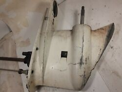 Evinrude Ficht Lower Unit 200 225 250 Hp Outboard Motor Engine 25 Gearcase