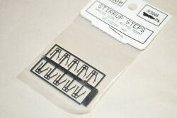 Ho Scale Parts Tichy Train Group 3046 Stirrup Steps Freight Car Angled Side Bott