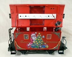 10 Led Lights Lgb 4065 Or Other Center Cupola Small Caboose G Scale Trains