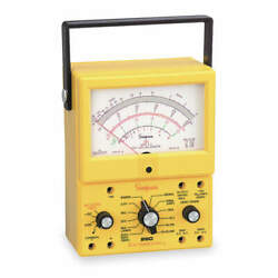 Simpson Electric 260-8xi Analog Multimeter,1000v,10a,20m Ohms