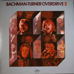 Bachman-turner Overdrive Andlrm    Vinil 12-inch  5-lp In Lot