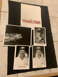 1989 Winston Eagle Unlimited Hydroplane Press Book Photos 8x10 And 5x7 Hfc Series