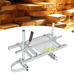 Portable Chainsaw Mill 20-30 Chain Saw Mill Aluminum Steel Planking Lumber
