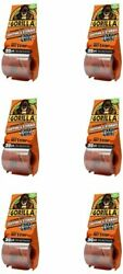 Gorilla Packing Tape Tough And Wide With Dispenser For Moving Shipping And Storage