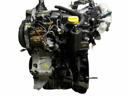 Complete Engine Renault Megane Iii Coupe F9qp872 Injection Bosch Mlv16975785
