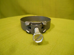 Nos Wittek Hose Clamp 2-1/8 2-71 Gm Ford Chevy Olds Buick Cadillac Pontiac