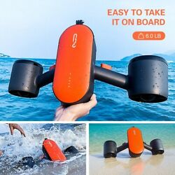 350w Underwater Sea Scooter Electric Scuba Diving Equipment For Swimming Pool