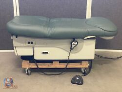 Midmark Ritter 623 Power Hi-lo/back Procedure Exam Table W/ Hand And Foot Remotes
