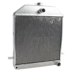 Griffin Radiators 7-00102 Exactfit Radiator 1939-1940 Ford Deluxe Early Gm Engin