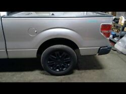 Pickup Box Styleside 6' 6 Box Silver Paint Code Ux Fits 09-14 Ford F150 771326