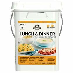 Emergency Food Supply Bucket Wise Survival 30 Day Meals Supplies Storage Kit New