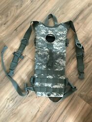 Acu Molle Ii Hydration Carrier 100oz 3l Water Backpack Pack W/o Bladder And Tube