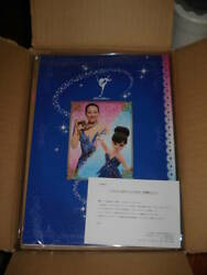 Mao Asada Licca-chan Doll With Commemorative Frame Stamp Set Limited Edition Iand039m