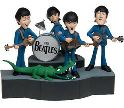 Macfarlane Rock And039nand039 Roll Action Figure The Beatles/ Mcfarlane Toys And039n Deluxe