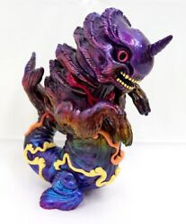 Chibi-kujira Whale Candie Bolton Candy World Limited Soft Vinyl Sold Out 3/5