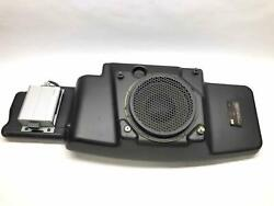 03 - 05 Lincoln Town Car Trunk Mounted Amplifier And Subwoofer Oem Id 3w1t18c804af