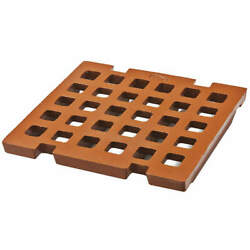 Jay R. Smith Mfg. Co 2710g Trench Drain Grate12 In. W12 In. L