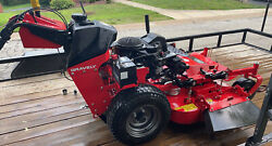 Gravely Walk Behind Mower With Bag