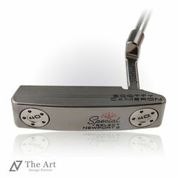 Scotty Cameron Custom Putter Black X Red 2020 Special Select Newport 2 6752mn