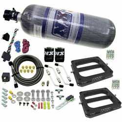 Nitrous Express 30270-12 Conventional Stage 6 Nitrous Plate System