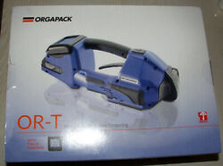 """New In Box Orgapack Or-t 130 2180.775 13mm/ 1/2"""" Automatic Strapping Tool"""