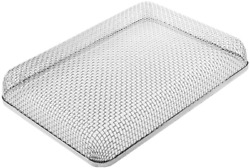 Halotronics Rv Refrigerator/furnace Vent Cover/bug Insect Mesh 5.9 X 8.5