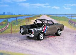 1977 - 1978 Plymouth Trailduster Topless 4x4 Off Road 1/64 Scale Limited Edit.