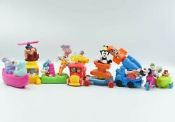 Mcdonalds Animaniacs Tiny Toons Happy Meal Lot Different Toys 1993
