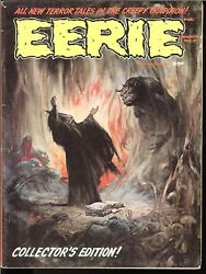 Eerie By Warren Magazines 69 Issues Great Lot Includes 2-16 Plus More