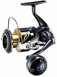 Shimano Spinning Reel 20 Stella Sw 6000hg Offshore Shore Games 6000 Stan