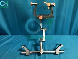 New Mayfield Headrest Surgical Skull Clamp System With Box Premium Quality