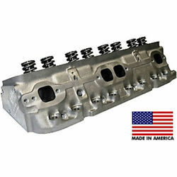 World Products 043610-1 Small Block Chevy S/r Cast Iron Cylinder Head