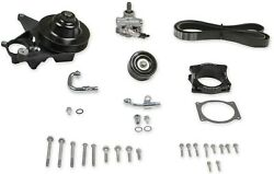 Holley 20-223bk Retro-fit Hydraulic Power Steering Kit Gm Gen V Lt4 Engines For
