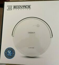 Ecovacs Deebot 600 Multi-surface Robotic Vacuum Cleaner New