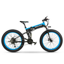 Rover Electric Mountain Bike 26 In Folding 48v 1000w 50 Off End Of Season Sale