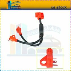 230a Tt-30p Male To 50a 14-50r Female Rv V Adapter Cord