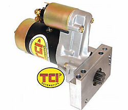 Tci 351309 Extreme Racing Starter Ford 289-302-351c-351w Fe-382-427