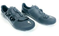 Specialized S-works 7 Road Wide Shoes Size 39.5 Black Boa Dials