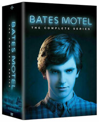 Bates Motel The Complete Series New Dvd Box Set Free Shipping