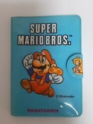 Super Mario Telephone Cards In Japan 1986 Not Seling Rare Limited Vintage