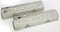 Chevrolet Performance 12480127 Small Block Chevy Competition Valve Covers